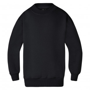 Barak Fleecy Crew Neck Sweat Shirt