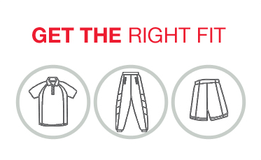 Get the right fit