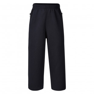 Boyle Fleecy Straight Leg Track Pants
