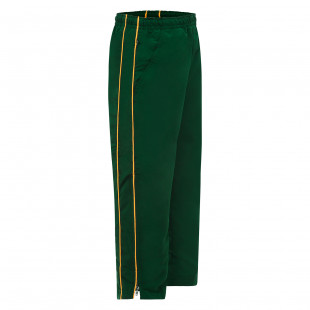 North Microfibre Track Pants with Piping