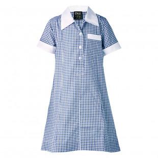 Cowan Check School Dress