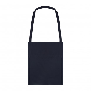 Daley Cotton Canvas Library Bag