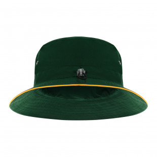 Burke Microfibre Bucket Hat with Trim